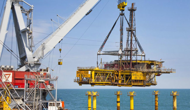 Offshore Platform Decommissioning Malaysia