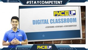 Digital Classroom Pace Up Academy Banner