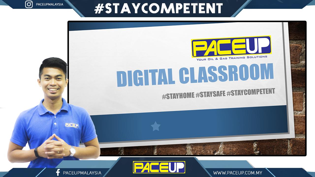 Digital Classroom Pace Up Academy Banner